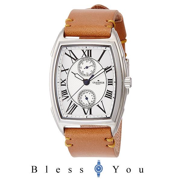 グランドール プラス 腕時計 メンズ GRP006W1 17,5