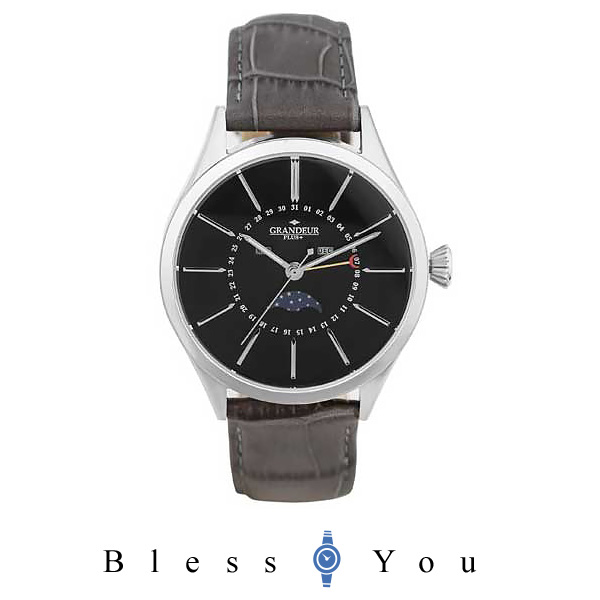 グランドール プラス 腕時計 メンズ GRP011W2 17,5