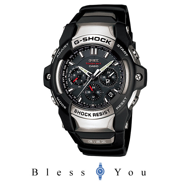 ソーラー 電波 [カシオ]CASIO 腕時計 G-SHOCK GS-1400-1AJF メンズウォッチ 新品お取寄せ品