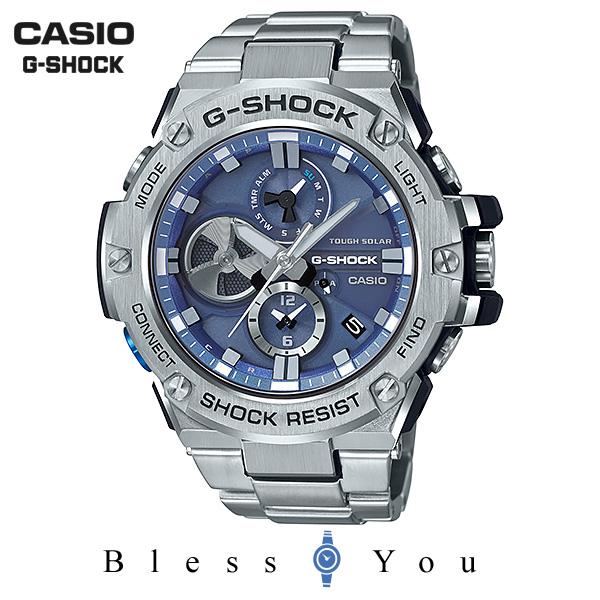 CASIO G-SHOCK カシオ ソーラー 腕時計 メンズ Gショック 2018年11月新作 G-STEEL GST-B100D-2AJF 55,0