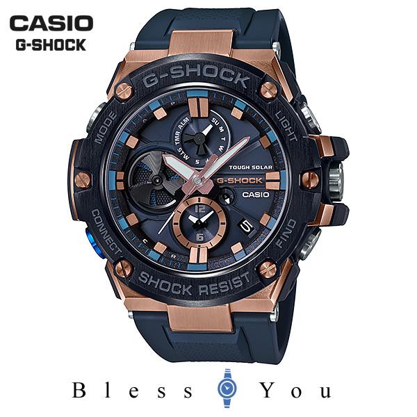CASIO G-SHOCK カシオ ソーラー 腕時計 メンズ Gショック 2018年11月新作 G-STEEL GST-B100G-2AJF 56,0