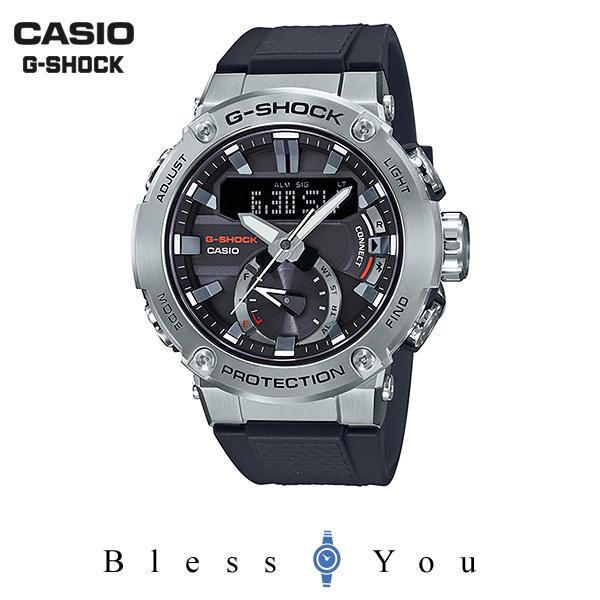 CASIO G-SHOCK カシオ ソーラー 腕時計 メンズ Gショック 2019年5月新作 G-STEEL カーボンコアガード GST-B200-1AJF 45,0