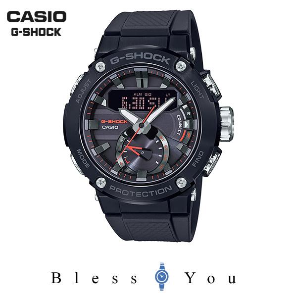 CASIO G-SHOCK カシオ ソーラー 腕時計 メンズ Gショック 2019年5月新作 G-STEEL カーボンコアガード GST-B200B-1AJF 50,0