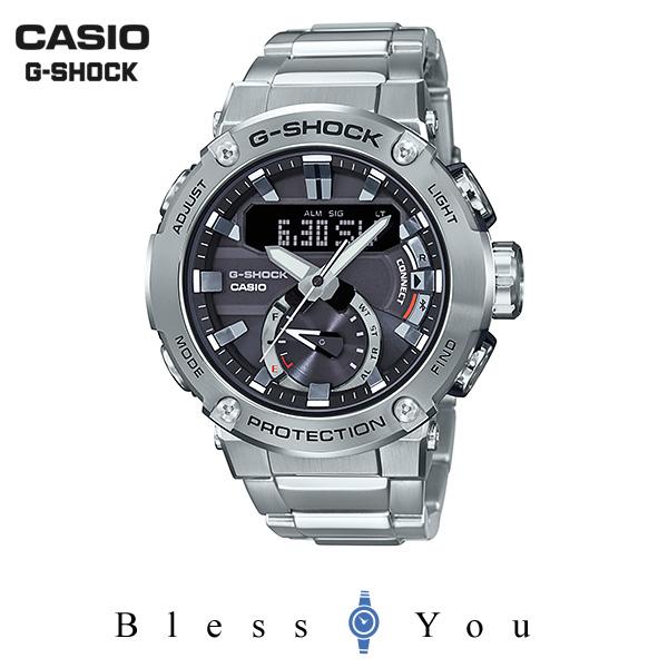 CASIO G-SHOCK カシオ ソーラー 腕時計 メンズ Gショック 2019年5月新作 G-STEEL カーボンコアガード GST-B200D-1AJF 50,0