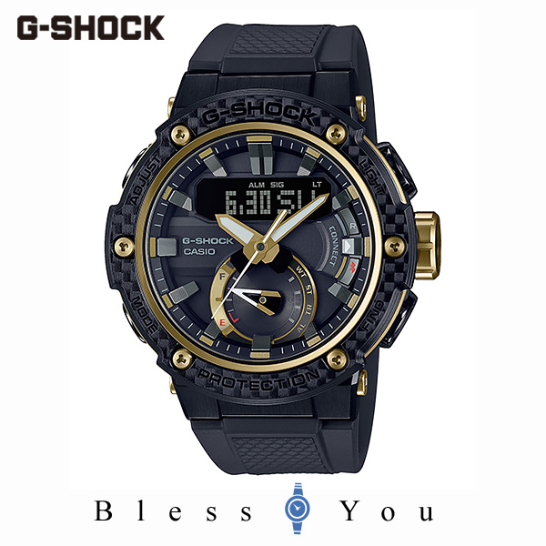 CASIO G-SHOCK カシオ ソーラー 腕時計 メンズ Gショック 2019年10月新作 G-STEEL GST-B200X-1A9JF 83,0