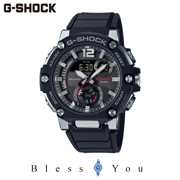 G-SHOCK Gショック ソーラー 腕時計 メンズ CASIO カシオ 2020年8月新作 G-STEEL GST-B300-1AJF 40,0
