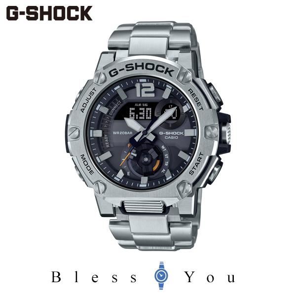 G-SHOCK Gショック ソーラー 腕時計 メンズ CASIO カシオ 2020年8月新作 G-STEEL GST-B300E-5AJR 58,0
