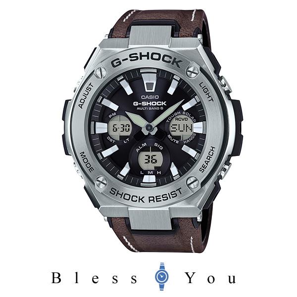 カシオ Gショック メンズ 腕時計 タフソーラー電波時計 GST-W130L-1AJF 41,0 新品お取り寄せ
