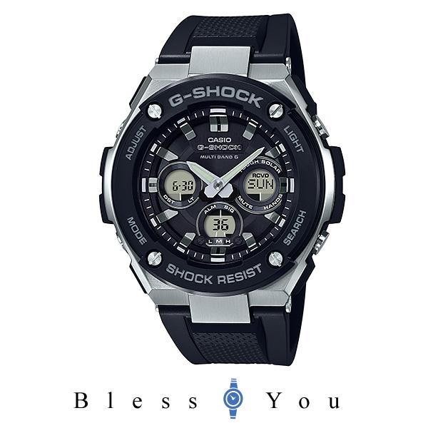 カシオ Gショック メンズ 腕時計 タフソーラー電波時計 GST-W300-1AJF 35,0 新品お取り寄せ