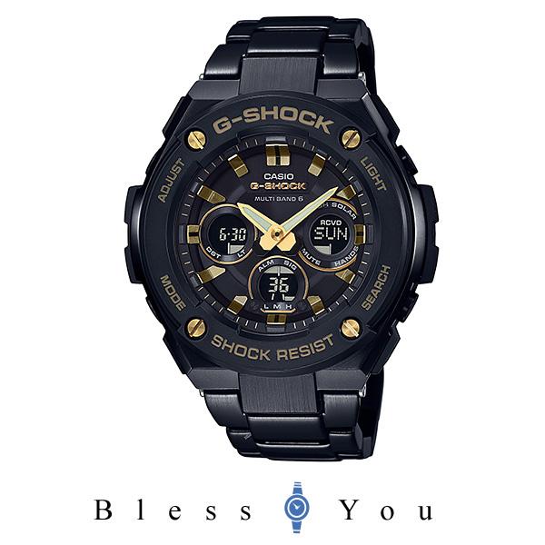 カシオ Gショック メンズ 腕時計 タフソーラー電波時計 GST-W300BD-1AJF 52,0 新品お取り寄せ
