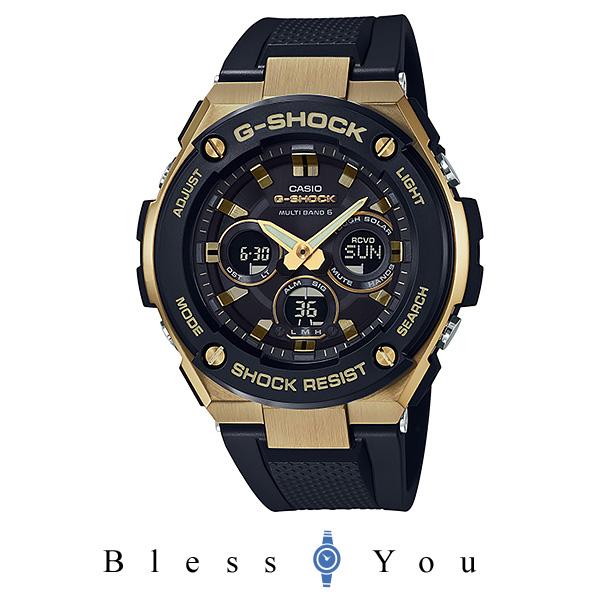 カシオ Gショック メンズ 腕時計 タフソーラー電波時計 GST-W300G-1A9JF 40,0 新品お取り寄せ