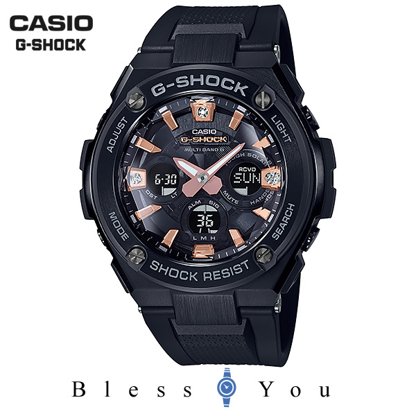 CASIO G-SHOCK カシオ 電波ソーラー 腕時計 メンズ Gショック 2018年11月新作 GST-W310BDD-1AJF 52,0