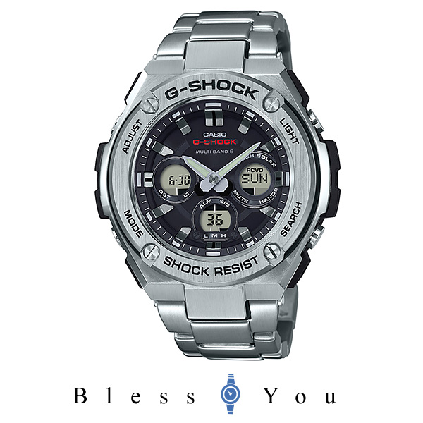 カシオ Gショック メンズ 腕時計 タフソーラー電波時計 GST-W310D-1AJF 45,0 新品お取り寄せ