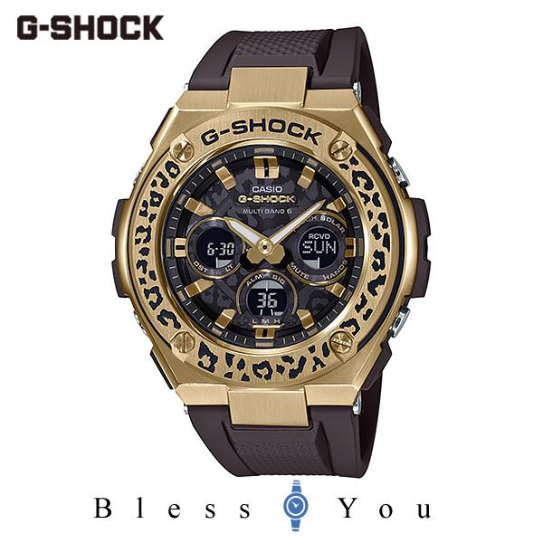 CASIO G-SHOCK カシオ ソーラー電波 腕時計 メンズ Gショック 2019年11月新作 ワイルドライフ プロミシング GST-W310WLP-1A9JR 51,0