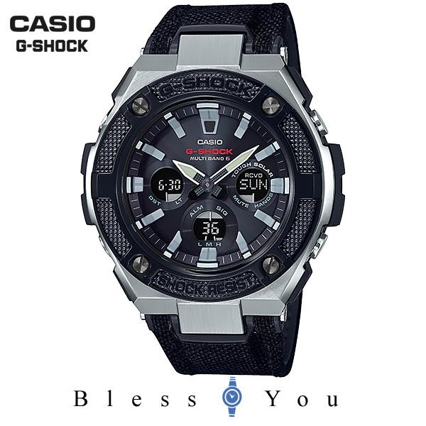CASIO G-SHOCK カシオ 電波ソーラー 腕時計 メンズ Gショック 2018年9月新作 GST-W330AC-1AJF 43,0