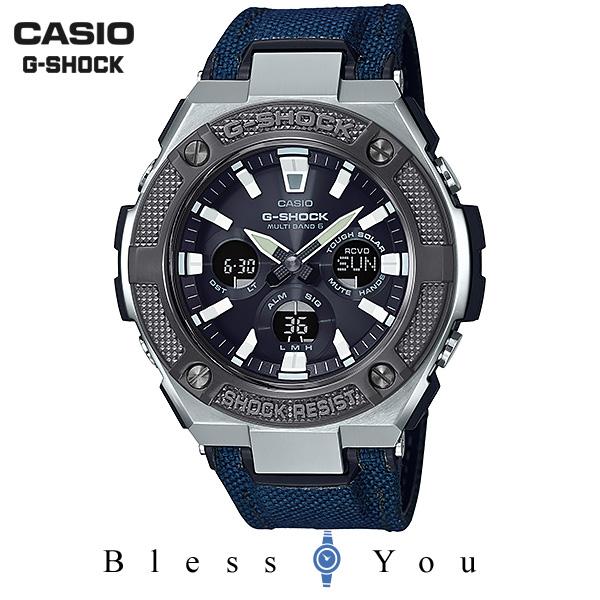 CASIO G-SHOCK カシオ 電波ソーラー 腕時計 メンズ Gショック 2018年9月新作 GST-W330AC-2AJF 43,0