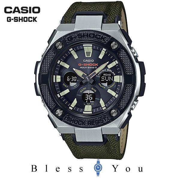 CASIO G-SHOCK カシオ 電波ソーラー 腕時計 メンズ Gショック 2018年9月新作 GST-W330AC-3AJF 43,0