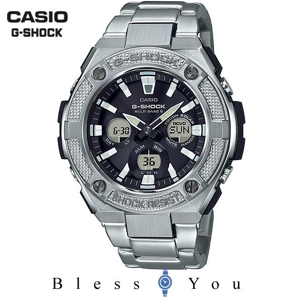 CASIO G-SHOCK カシオ 電波ソーラー 腕時計 メンズ Gショック 2018年9月新作 GST-W330D-1AJF 45,0
