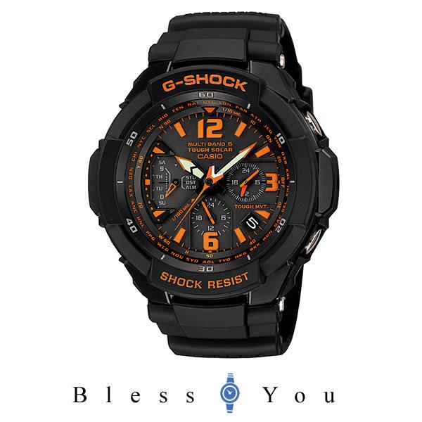 [カシオ]CASIO 腕時計 G-SHOCK ジーショック SKY COCKPIT タフソーラー 電波時計 MULTIBAND 6 GW-3000B-1AJF メンズ