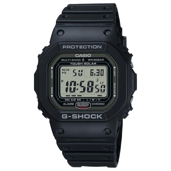 CASIO G-SHOCK MULTI BAND 6 JAPAN MADE Gショック 腕時計 ソーラー 電波 時計 日本製 MADE IN JAPAN GW-5000U-1JF 2021年7月 39,0 ギフト