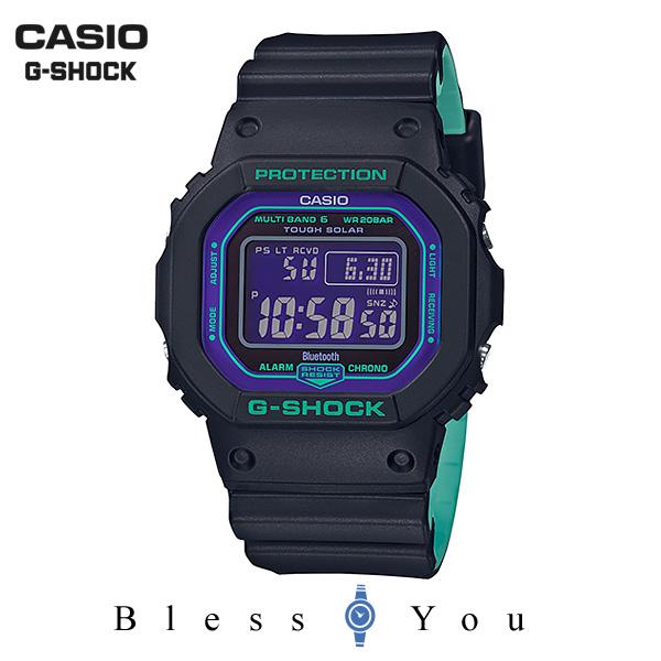 CASIO G-SHOCK カシオ ソーラー電波 腕時計 メンズ Gショック 2019年4月新作 GW-B5600BL-1JF 22,0