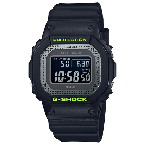 Gショック g-shock 電波 ソーラー 腕時計 メンズ CASIO カシオ 2020年7月 GW-B5600DC-1JF 21,0