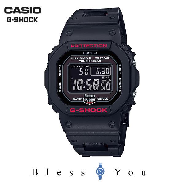 CASIO G-SHOCK カシオ ソーラー電波 腕時計 メンズ Gショック 2019年2月新作 GW-B5600HR-1JF 26,0