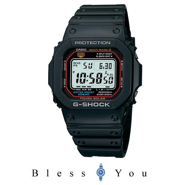 CASIO 腕時計 G-SHOCK ジーショック タフソーラー 電波時計 MULTIBAND 6 GW-M5610-1JF