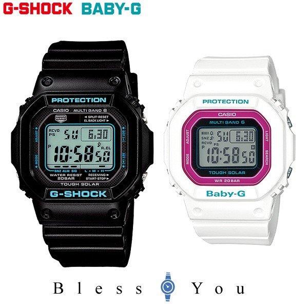 Gショック&ベビーG ペアウォッチ GW-M5610BA-1JF-BGD-5000-7CJF 38,0