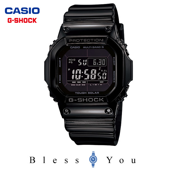 CASIO G-SHOCK 電波ソーラー腕時計 メンズ カシオ Gショック GW-M5610BB-1JF 新品お取寄せ 22,0