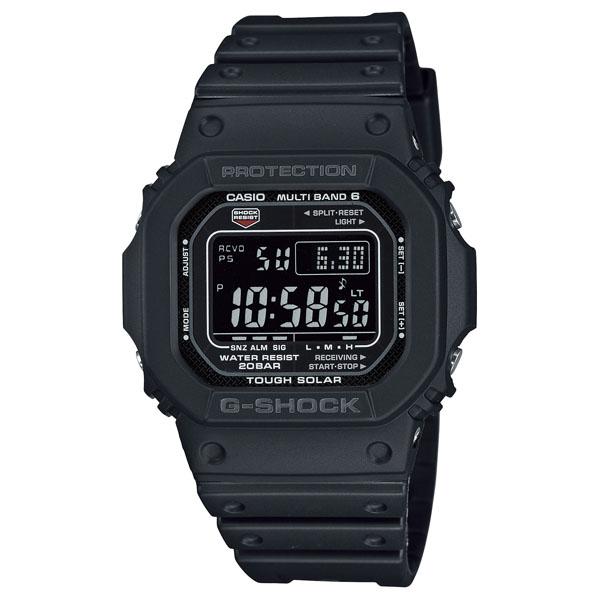 G-ショック g-ショック g-shock ジーショック カシオ 腕時計 2021年7月 GW-M5610U-1BJF 20,0 B10TCH