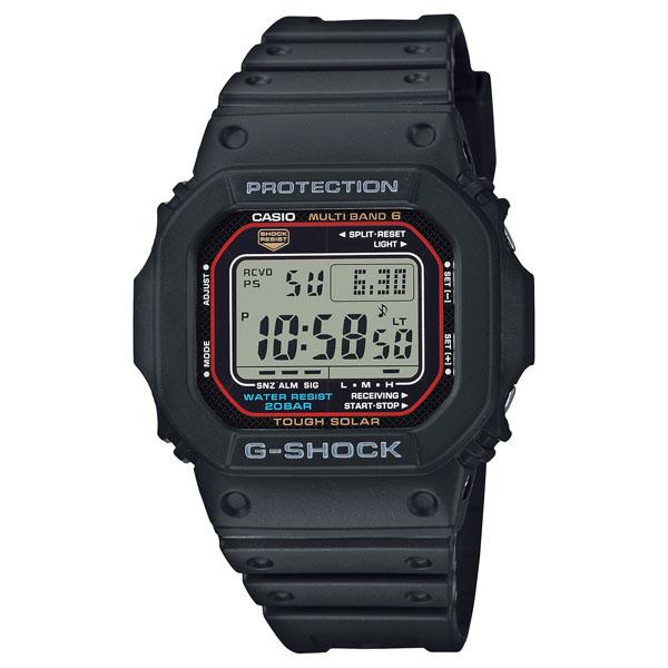 [カシオ]CASIO 腕時計 G-SHOCK ジーショック タフソーラー 電波時計 MULTIBAND 6 2021年7月 GW-M5610U-1JF メンズ