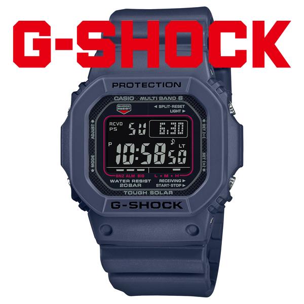 [カシオ]CASIO 腕時計 G-SHOCK ジーショック タフソーラー 電波時計 MULTIBAND 6 2021年10月 GW-M5610U-2JF メンズ