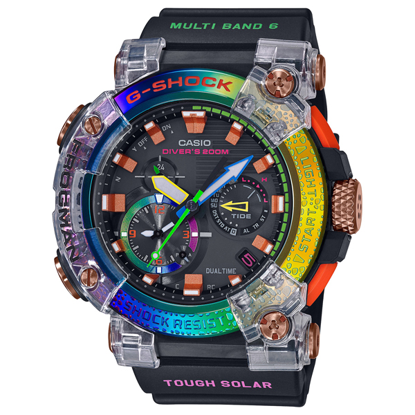 G-SHOCK Gショック ソーラー電波 腕時計 メンズ CASIO カシオ FROGMAN 2020年10月新作 GWF-A1000BRT-1AJR 115,0 Gショック フロッグマン