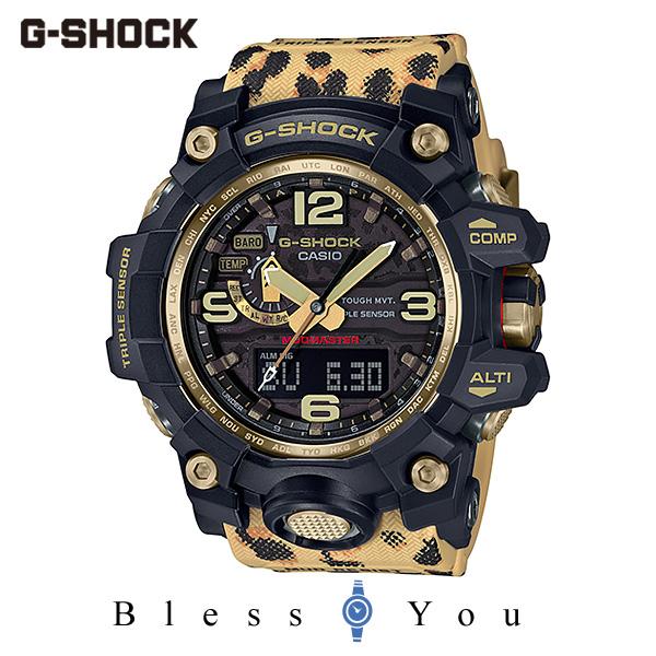 CASIO G-SHOCK カシオ ソーラー電波 腕時計 メンズ Gショック 2019年11月新作 ワイルドライフ プロミシング GWG-1000WLP-1AJR 85,0