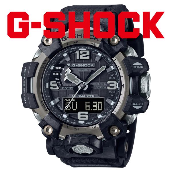 ソーラー 電波  Gショック ジーショック マッドマスター G-SHOCK MUDMASTER MUDMASTER 2021年10月 GWG-2000-1A1JF 90,0