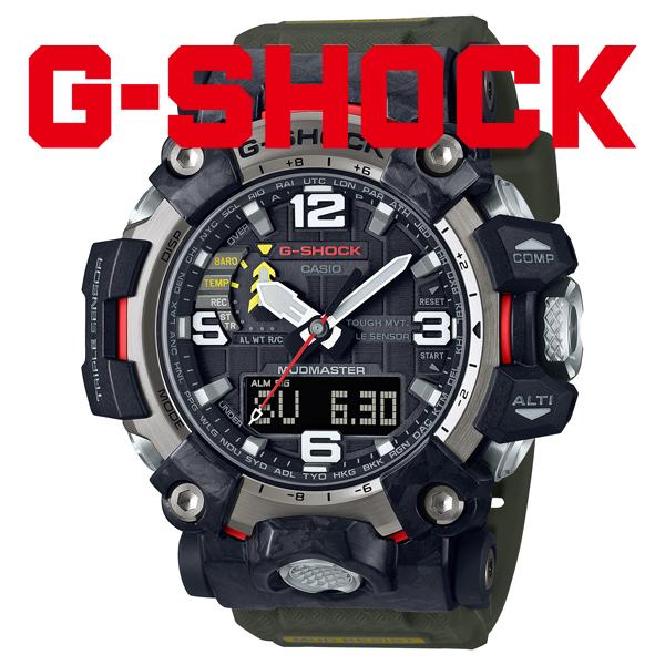 ソーラー 電波  Gショック ジーショック マッドマスター G-SHOCK MUDMASTER MUDMASTER 2021年10月 GWG-2000-1A3JF 90,0
