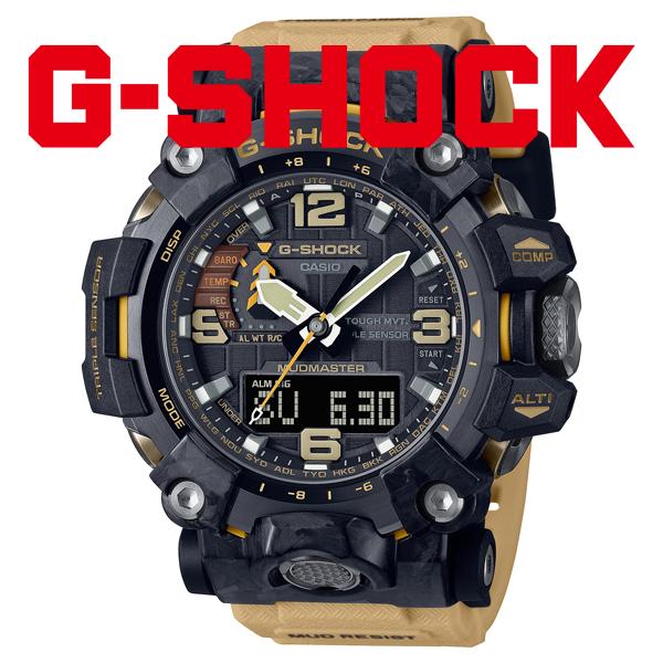 ソーラー 電波  Gショック ジーショック マッドマスター G-SHOCK MUDMASTER MUDMASTER 2021年10月 GWG-2000-1A5JF 90,0