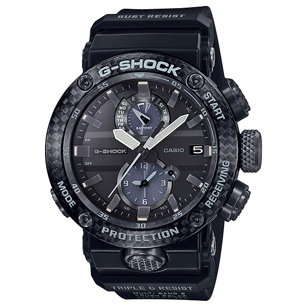 CASIO G-SHOCK カシオ ソーラー電波 腕時計 メンズ Gショック 2019年3月新作 GWR-B1000-1AJF 90,0