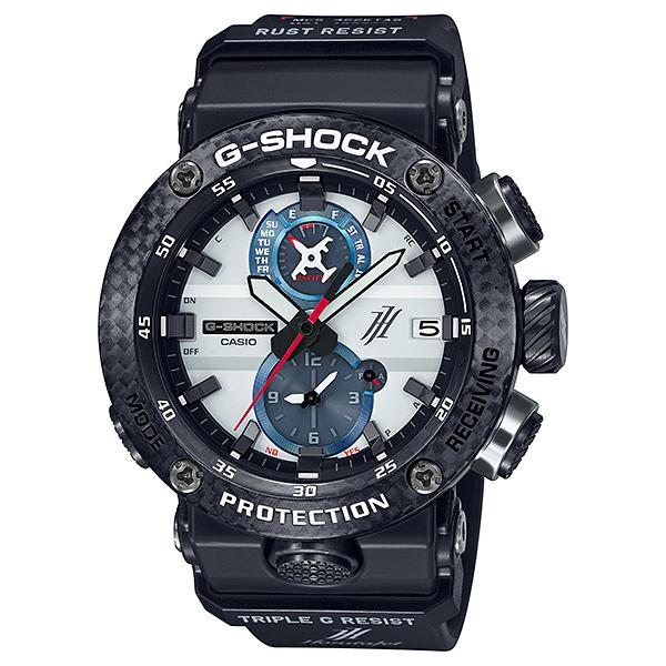 G-SHOCK Gショック ソーラー電波 腕時計 メンズ CASIO カシオ 2020年7月 GWR-B1000HJ-1AJR 115,0
