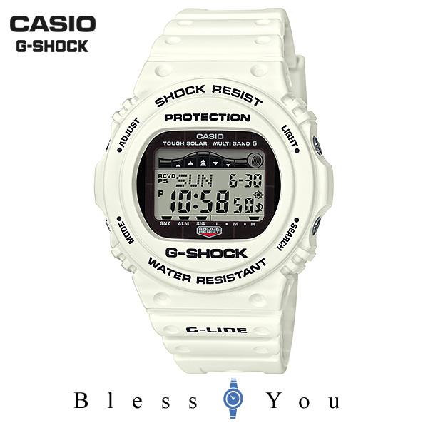 CASIO G-SHOCK カシオ 電波ソーラー 腕時計 メンズ Gショック 2018年5月新作 GWX-5700CS-7JF 22,0