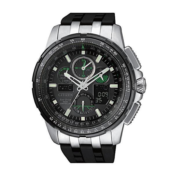 シチズン エコ・ドライブ電波時計 海外モデル 腕時計 メンズ CITIZEN JY8051-08E 85,0 限定入荷