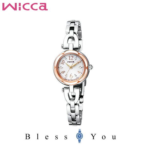 シチズン CITIZEN ウィッカ wicca ソーラーテック レディース 腕時計 KF2-510-11