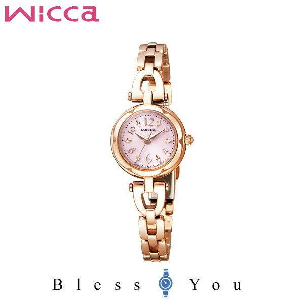 シチズン CITIZEN ウィッカ wicca ソーラーテック レディース 腕時計 KF2-561-91