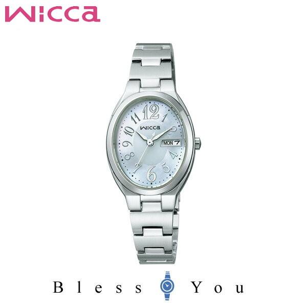 シチズン CITIZEN ウィッカ wicca ソーラーテック ハッピーダイアリー レディース 腕時計 KH3-118-91