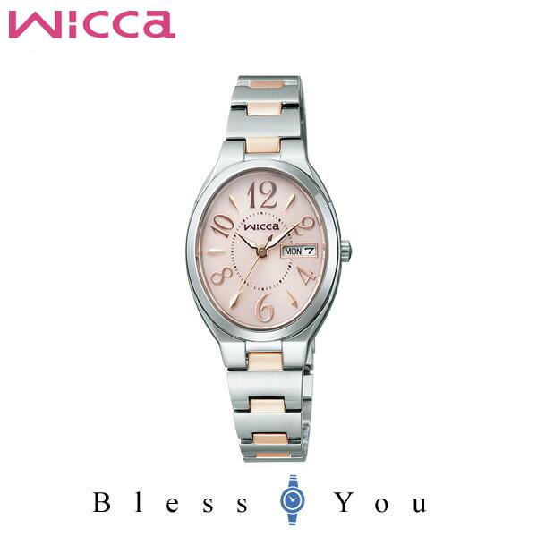 シチズン CITIZEN ウィッカ wicca ソーラーテック ハッピーダイアリー レディース 腕時計 KH3-118-93