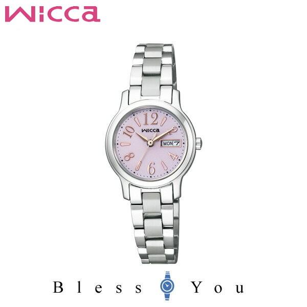 シチズン CITIZEN ウィッカ wicca  レディース 腕時計 KH3-410-91