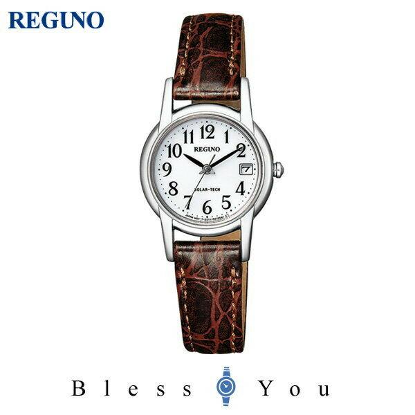 シチズン レグノ レディース 腕時計 ソーラーテック KH4-815-10 12,0