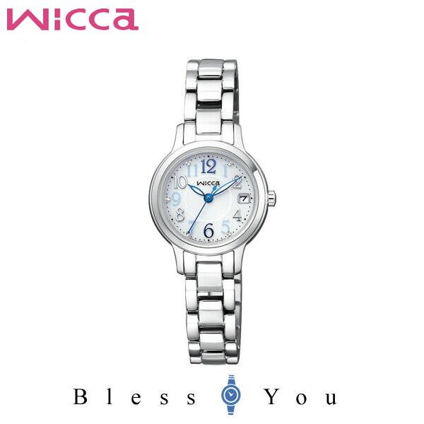 シチズン ウィッカ レディース 腕時計 ソーラー KH4-912-11 新品お取り寄せ 20,0
