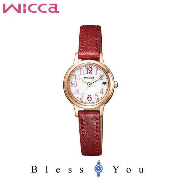 CITIZEN WICCA シチズン ソーラー 腕時計 レディース ウィッカ KH4-963-10 20,0